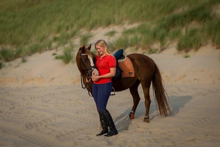 Fotoshoot met paard- Alkmaar- Heerhugowaard