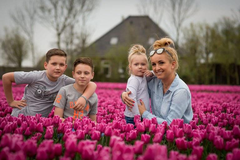 Familie fotoshoot Alkmaar