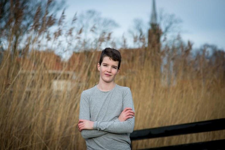 Fotoshoot Hoorn