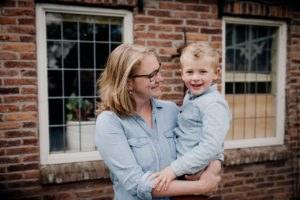 Lifestyle familie fotoshoot Alkmaar-21