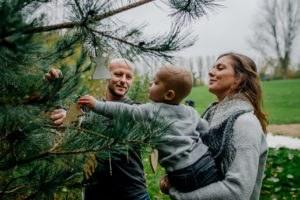 Kerst fotoshoot Alkmaar-11