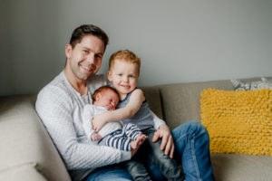 Lifestyle newborn fotoshoot Heerhugowaard-11