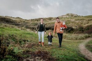 Familie fotoshoot Haarlem